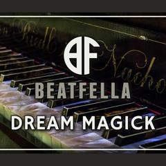 Dream Magick (Emotional Piano Type Beat/Chill Jazz Type Beat/Deep Rap Instrumental)