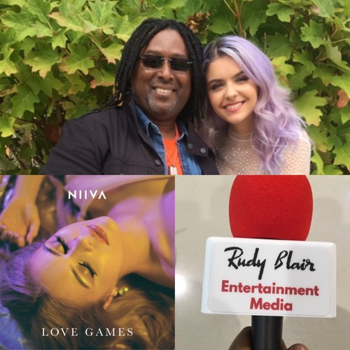 """Interview w Pop, R and B recording artist NIIVA on new single """"Love Games"""""""