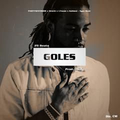 """GOLES"" | Prod. Laion - 116BPM (R&B BEAT) (Reservado)"
