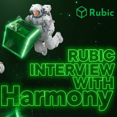 Rubic Weekly Chat with Collin O'Brien and Harmony