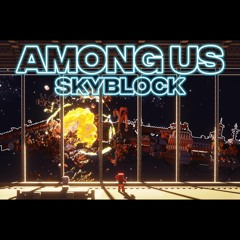 The black hole (by Clint) - AMONG US skyblock -