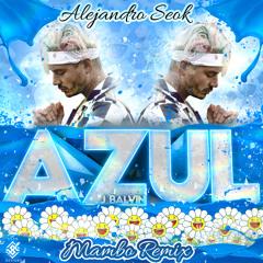 J. Balvin - Azul (Alejandro Seok Mambo Remix)