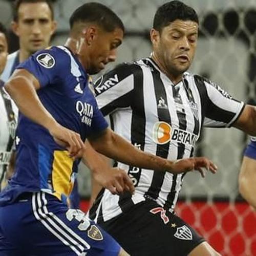 Atlético Mineiro eliminó a Boca de la Copa Libertadores