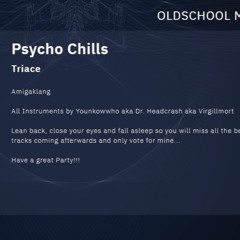Psycho Chills (AmigaKlang, 22kb Exe-Music)