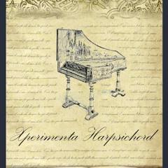 XPERIMENTA Harpsichord - Smemoranda (Flavio Cangialosi)