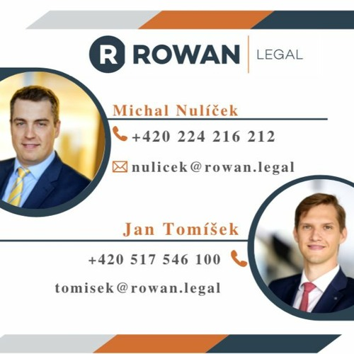 Data privacy law in Cech Republic and Slovakia with the experts of Rowan Legal