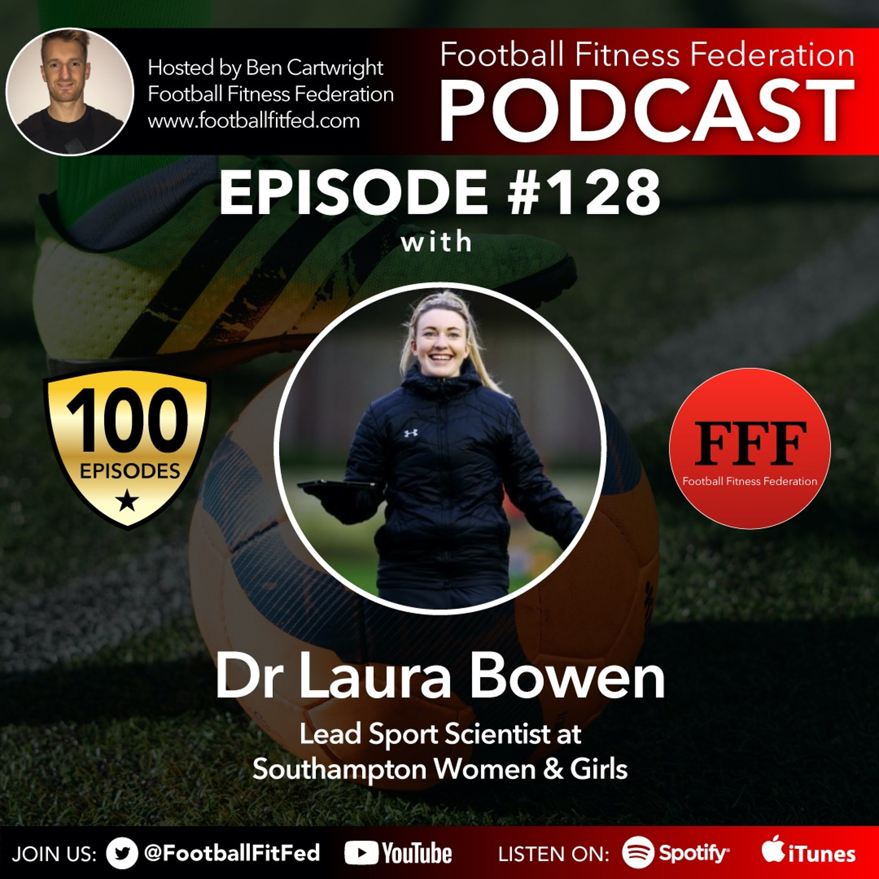 """#128 """"Developing Buy In"""" With Laura Bowen"""