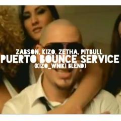 Żabson, Kizo, Zetha, Pitbull - Puerto Bounce Service (kizo_wniki blend)