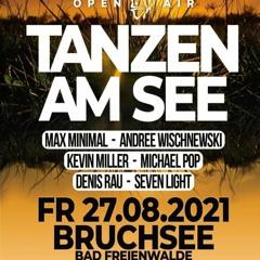 Max Minimal - Tanzen am See (MInimal-Techno) 27.08.2021