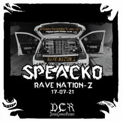 Speacko @ Rave Nation-Z   17/07/21   Amersfoort   NLD