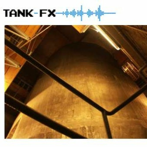 I am sitting in a tank