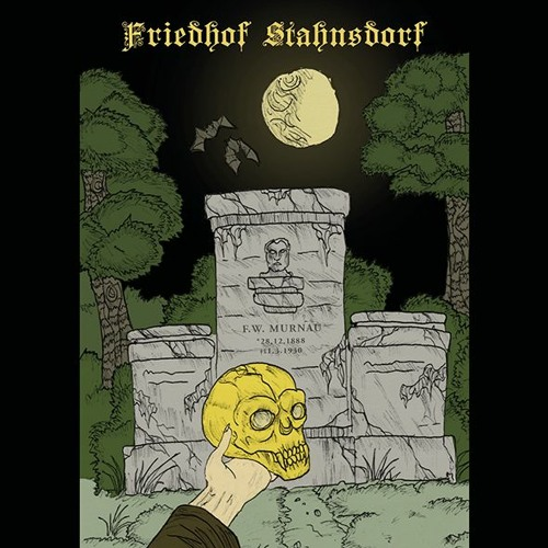 Halloween Special Episode!! The Mysterious Graverobbers of Stahnsdorf Cemetery - Episode 4.5
