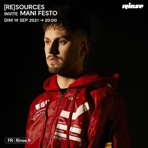 [re]sources invite Mani Festo - 19 Septembre 2021