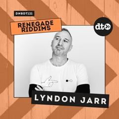RENEGADE RIDDIMS: Lyndon Jarr