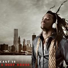 Blues Audiocast 18 ~ Progressive & Deep House Mix