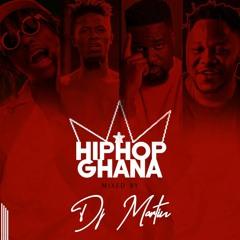 HIPHOP & DRILL GHANA MIX VOL.1