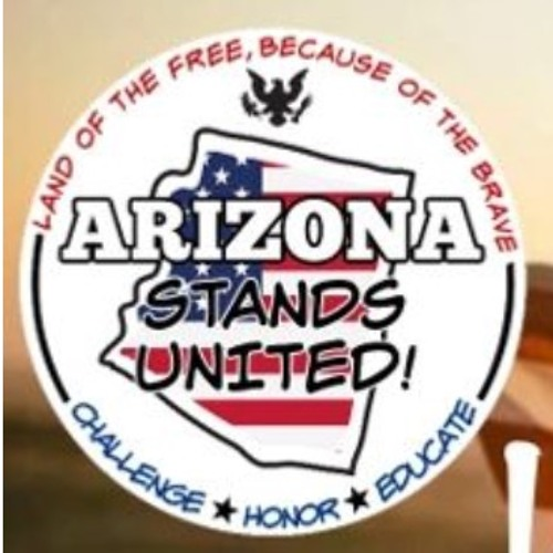 Episode 3: Special Guest Jenny Jackson from Arizona Stands United