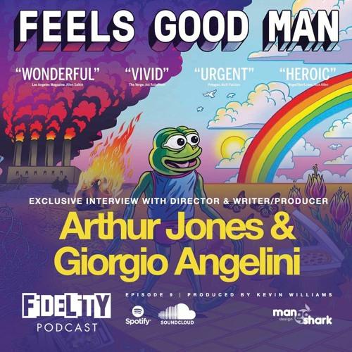 Arthur Jones & Giorgio Angelini (Episode 9)