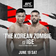 EP.78 UFC 263 RECAP   MMA NEWS   Korean Zombie vs Dan Ige PREVIEW
