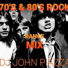 THE ORIGINAL 70'S & 80'S ROCK DANCE MIX - WINTER 2014