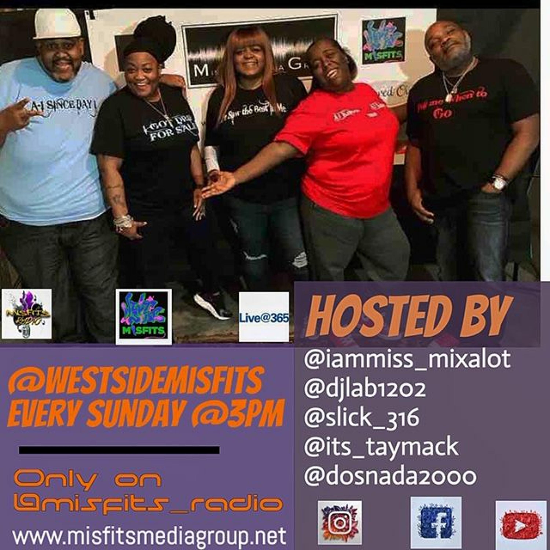 Misfits Radio & TV presents Westside Misfits RadioCast 2-28-2021