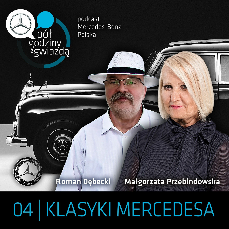 #4 Klasyki Mercedesa