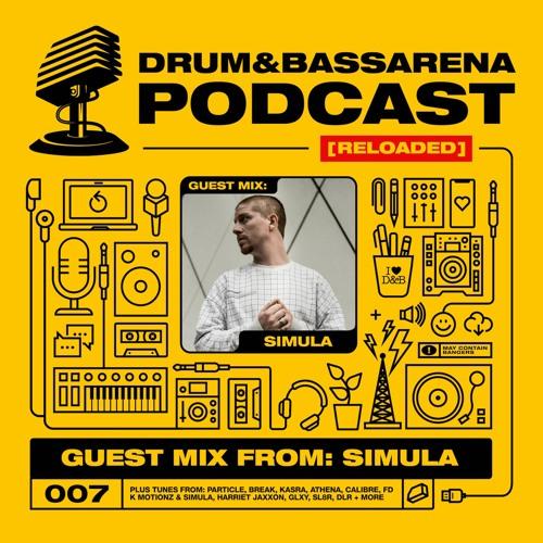 Download Maja - Drum&BassArena Podcast #007 (Simula Guest Mix) mp3