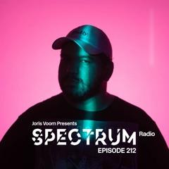Spectrum Radio 212 by JORIS VOORN   Marsh Guest Mix