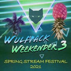 Jamie Schwabl - Wulfpack Weekender III