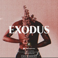 ''Exodus'' - Burna Boy x Wizkid x Afrobeat Type Beat