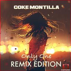 Coke Montilla - Only One (Ghostly Raverz! Remix)REMIX EDITION OUT NOW! JETZT ERHÄLTLICH!