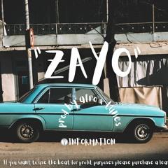 """ZAYO"" AMAPIANO WIZKID X KABZA DE SMALL X L.A.X TYPE BEAT"