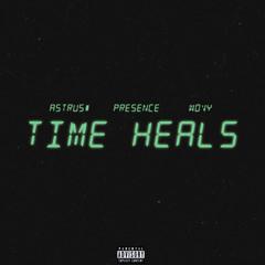 **time heals w/ presence + wovy**
