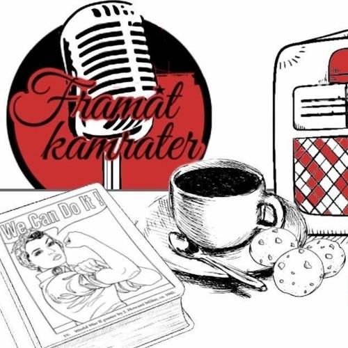 Radio 8 mars med Framåt Kamrater