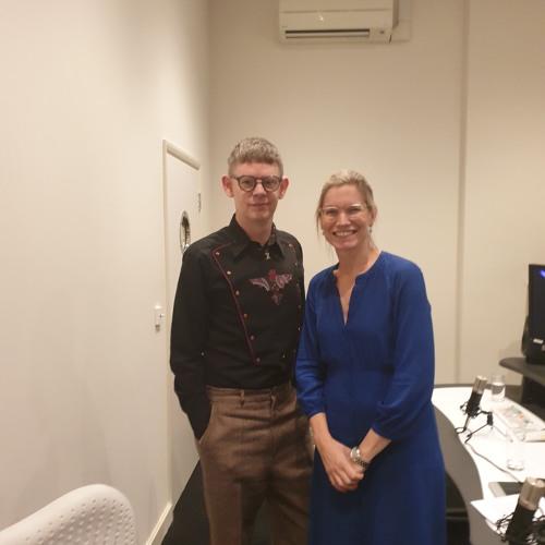 Media & Marketing podcast-M&C Saatchi London CEO Camilla Kemp  & Chief Creative Officer Ben Golik