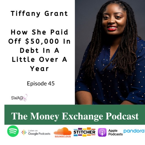How She Paid Off $50,000 in Debt A Little Over a Year - Eps. 45