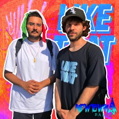 Like That World 006: hellotones & Marvelito [Newtown Radio] (6.21.21)