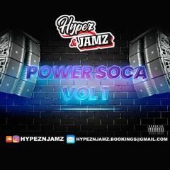 HYPEZ N JAMZ - POWER SOCA 2021 VOL 1