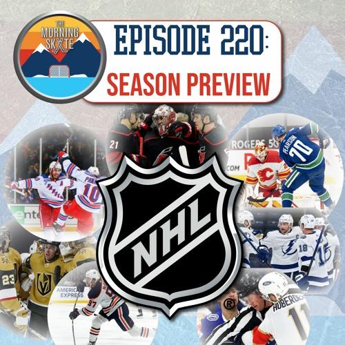 Episode 220  2021 - 22 NHL Season Preview