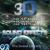 Pro Sound Library Sound Effect 34 3D Sound TM (Remastered)