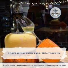 Veldy's Artisan Cheese & Win - Erica Veldhuizen