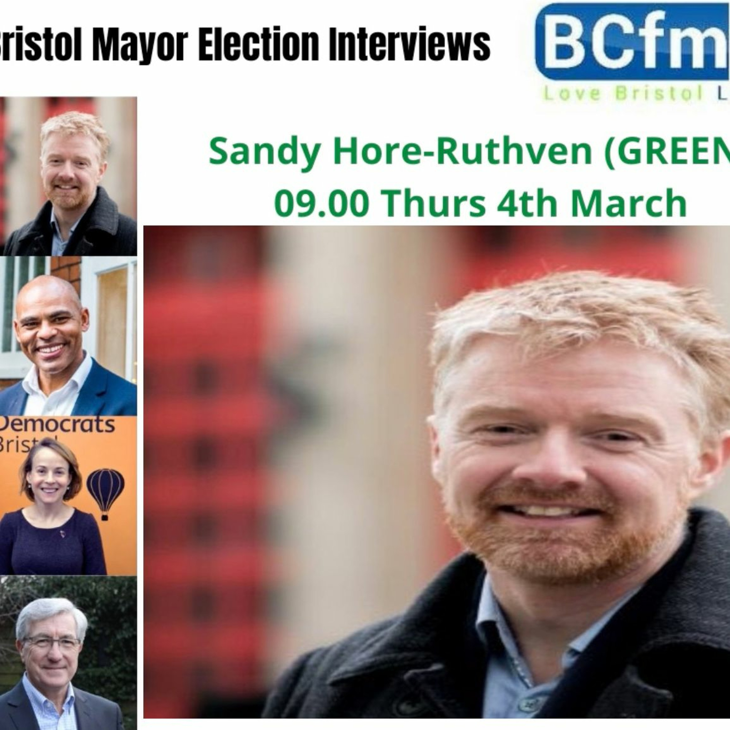Sandy Hore -Ruthven - OLB Interview 4th March 2021