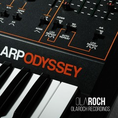 Olaroch - Korg Arp Odyssey Cinematic Tribute (Original MIx)