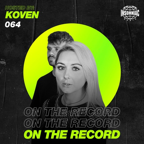 Download Koven - On The Record #064 (14-05-2021) mp3