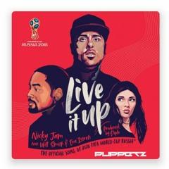 Adam Atasi   Live It Up - 2018 FIFA World Cup Russia (Music)