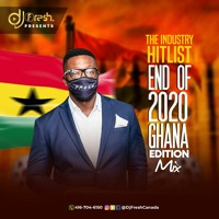 GHANA HITLIST MIX - END OF 2020 EDITION