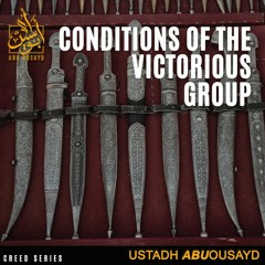 CONDITIONS OF THE VICTORIOUS GROUP // CREED SERIES // ABU OUSAYD