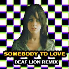 Jefferson Airplane - Somebody to Love (Deaf Lion Jackin' House Remix)
