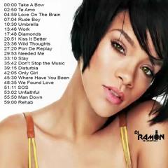 Best of Rihanna (2021 Mixtape) mixed by IG@djRamon876