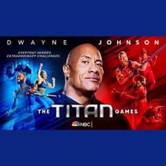 Super Bowl Champion Victor Cruz of NBC's The Titan Games